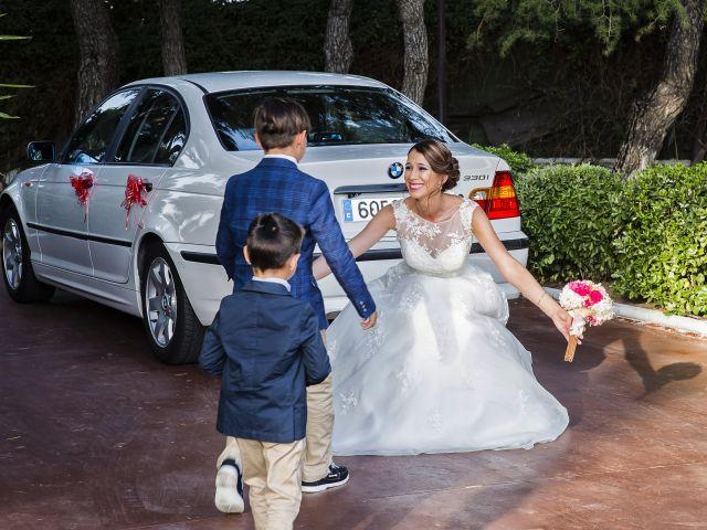 La boda de Erika y Jaime en Cubas De La Sagra, Madrid 10