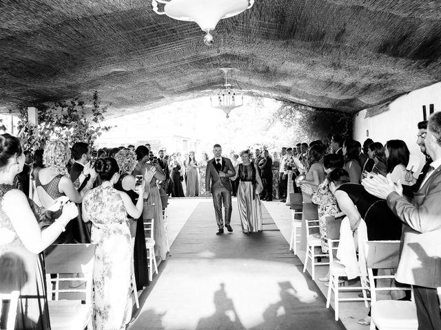 La boda de Erika y Jaime en Cubas De La Sagra, Madrid 2