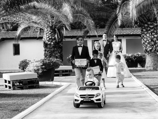La boda de Erika y Jaime en Cubas De La Sagra, Madrid 11