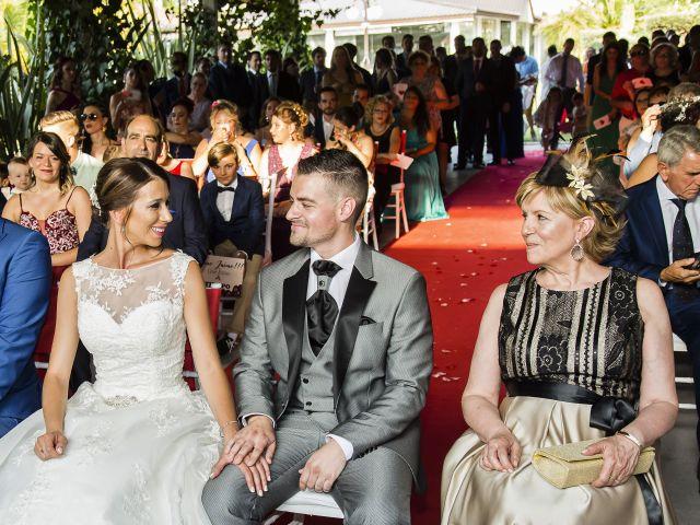 La boda de Erika y Jaime en Cubas De La Sagra, Madrid 13