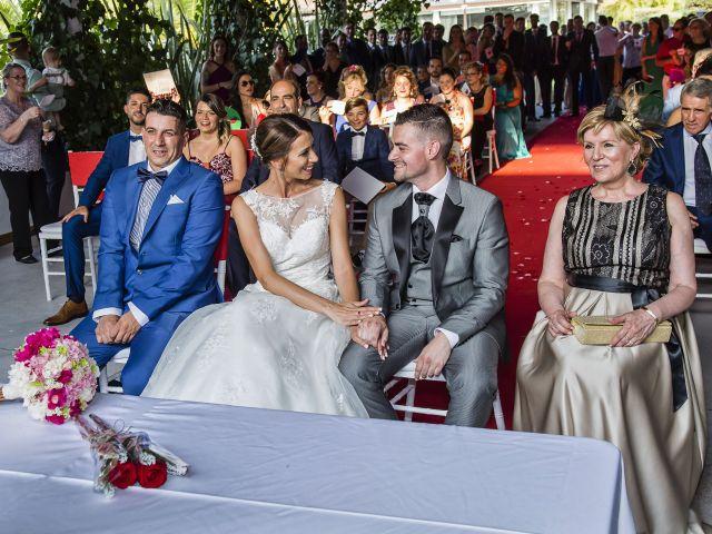 La boda de Erika y Jaime en Cubas De La Sagra, Madrid 15