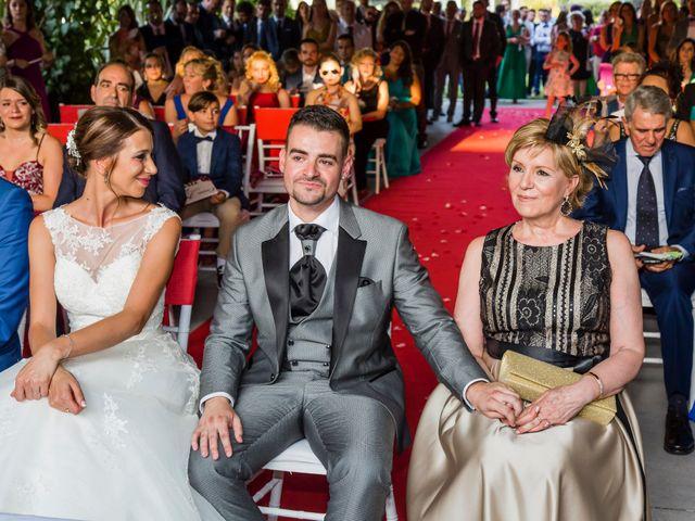 La boda de Erika y Jaime en Cubas De La Sagra, Madrid 18