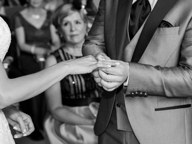 La boda de Erika y Jaime en Cubas De La Sagra, Madrid 19