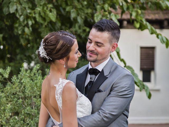 La boda de Erika y Jaime en Cubas De La Sagra, Madrid 1
