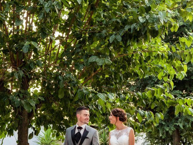 La boda de Erika y Jaime en Cubas De La Sagra, Madrid 22