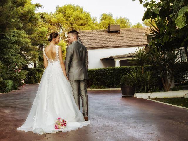 La boda de Erika y Jaime en Cubas De La Sagra, Madrid 23