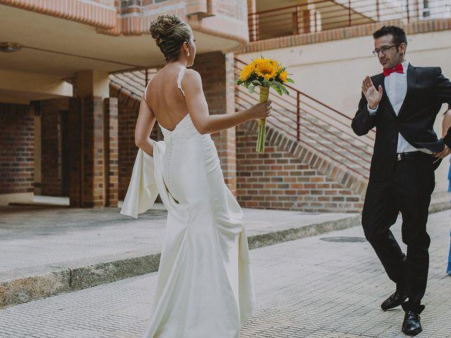 La boda de Juan y Angela en Mutxamel, Alicante 15