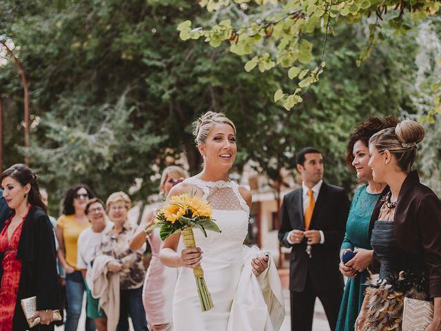 La boda de Juan y Angela en Mutxamel, Alicante 18