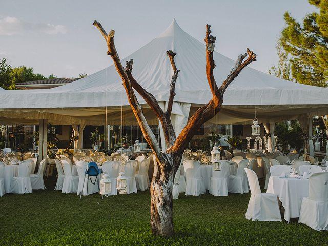 La boda de Juan y Angela en Mutxamel, Alicante 32