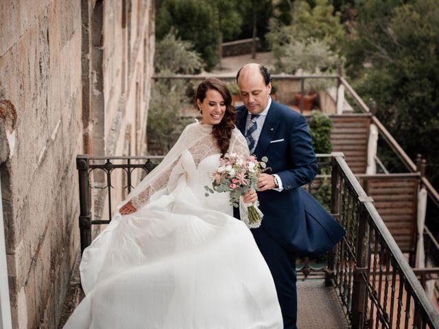 La boda de Luis y María
