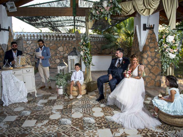 La boda de Esperanza y Juan