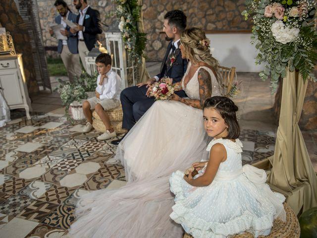 La boda de Juan y Esperanza en Cartagena, Murcia 1