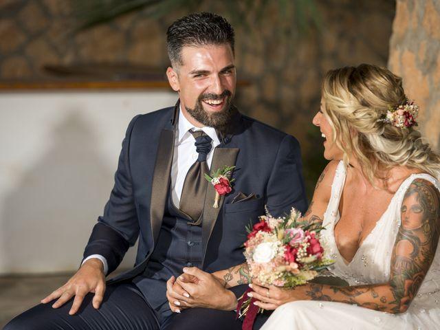 La boda de Juan y Esperanza en Cartagena, Murcia 2