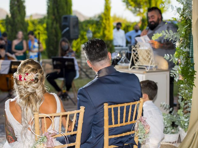 La boda de Juan y Esperanza en Cartagena, Murcia 3