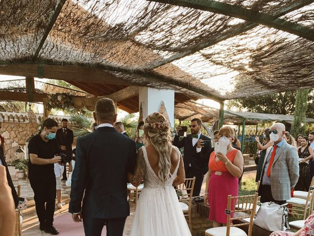 La boda de Juan y Esperanza en Cartagena, Murcia 27