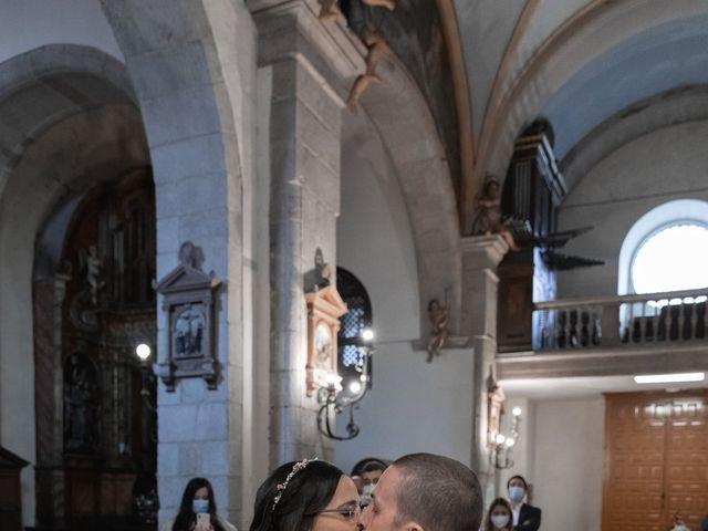 La boda de Diogo y Joana en Santiago De Compostela, A Coruña 10