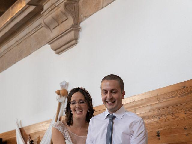 La boda de Diogo y Joana en Santiago De Compostela, A Coruña 12