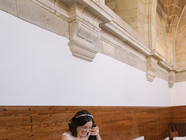 La boda de Diogo y Joana en Santiago De Compostela, A Coruña 13