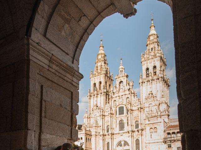 La boda de Diogo y Joana en Santiago De Compostela, A Coruña 20