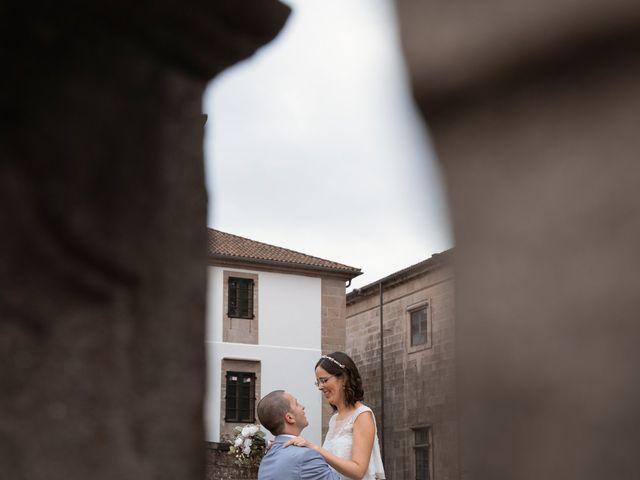 La boda de Diogo y Joana en Santiago De Compostela, A Coruña 1