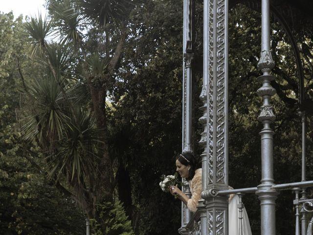 La boda de Diogo y Joana en Santiago De Compostela, A Coruña 22
