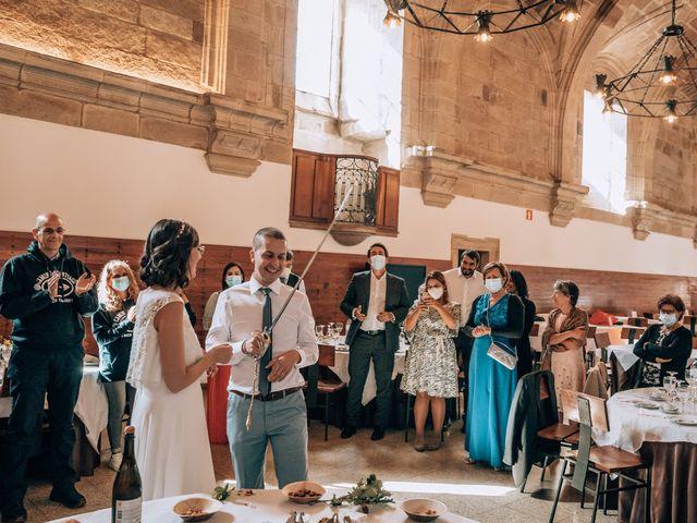La boda de Diogo y Joana en Santiago De Compostela, A Coruña 15
