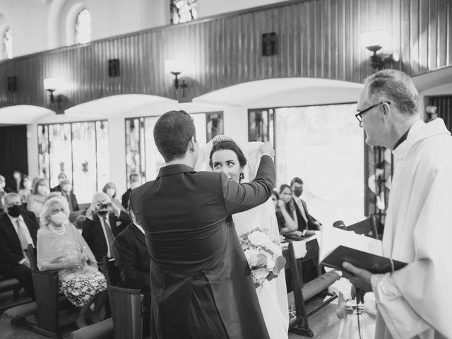 La boda de Ernesto y Joana en Hoyo De Manzanares, Madrid 8