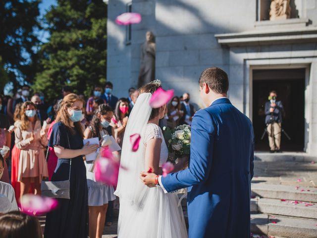 La boda de Ernesto y Joana en Hoyo De Manzanares, Madrid 9