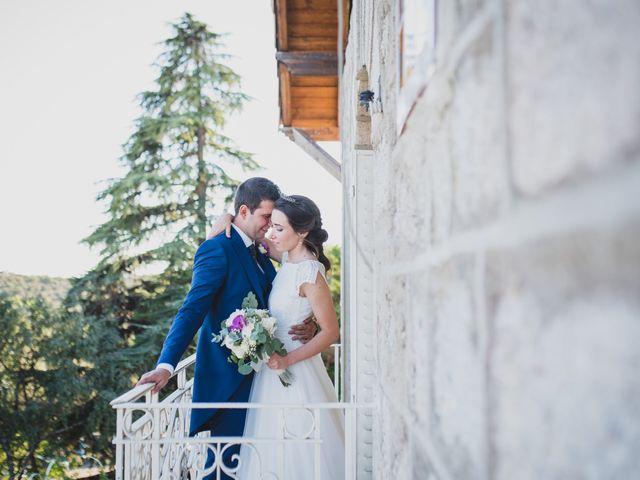 La boda de Ernesto y Joana en Hoyo De Manzanares, Madrid 11