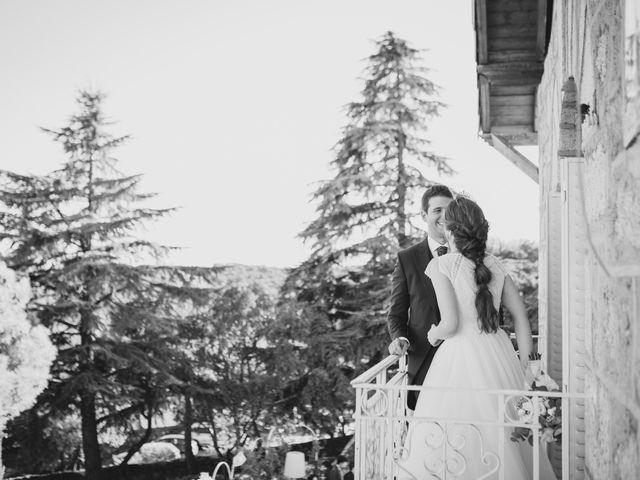 La boda de Ernesto y Joana en Hoyo De Manzanares, Madrid 12
