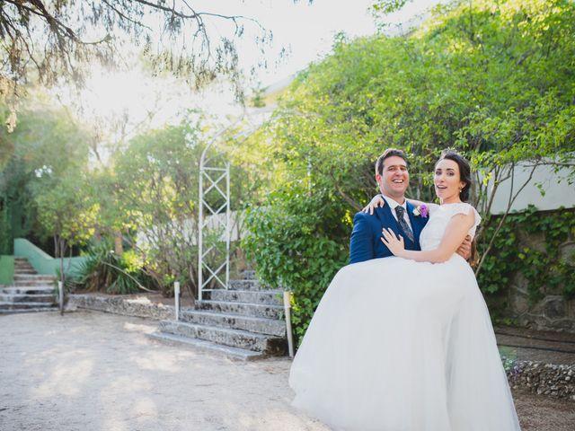 La boda de Ernesto y Joana en Hoyo De Manzanares, Madrid 13