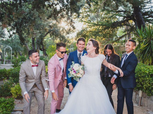 La boda de Ernesto y Joana en Hoyo De Manzanares, Madrid 14