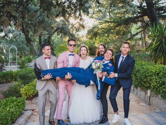 La boda de Ernesto y Joana en Hoyo De Manzanares, Madrid 15