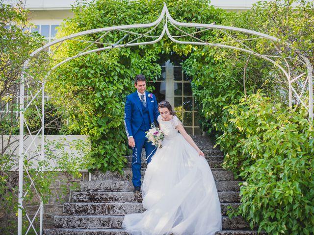 La boda de Ernesto y Joana en Hoyo De Manzanares, Madrid 17