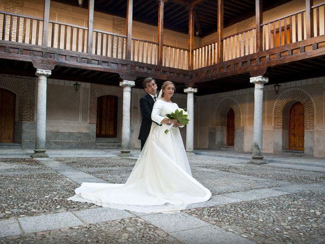 La boda de Pilar y Nacho