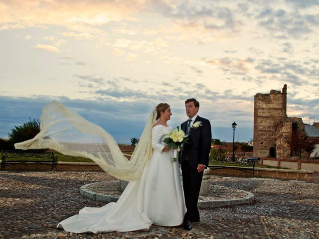 La boda de Nacho y Pilar en Peñaranda De Bracamonte, Salamanca 7