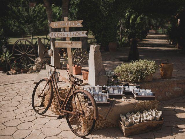 La boda de Raúl y Bea en Lluchmajor, Islas Baleares 7