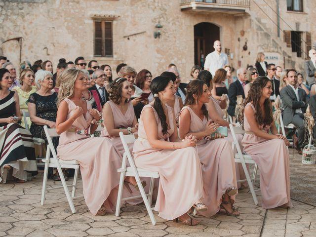 La boda de Raúl y Bea en Lluchmajor, Islas Baleares 13