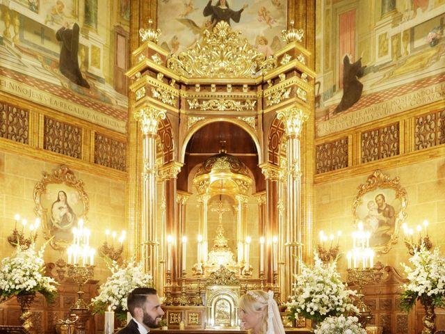 La boda de Pablo y Tatiana en Sevilla, Sevilla 21
