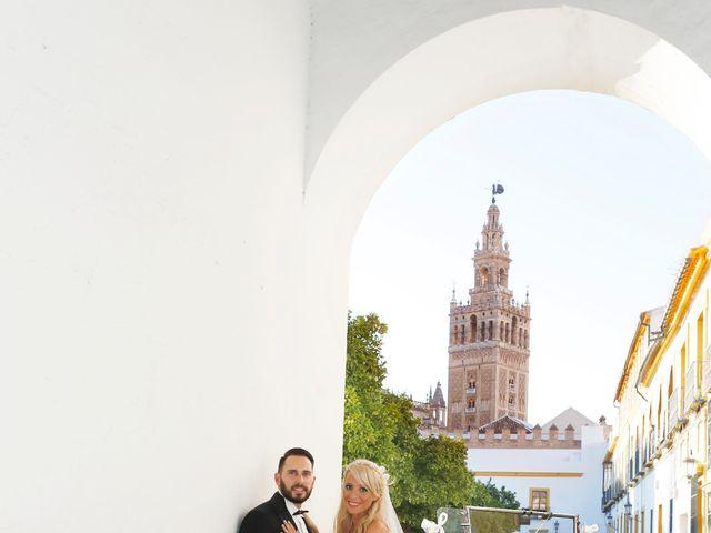 La boda de Pablo y Tatiana en Sevilla, Sevilla 23