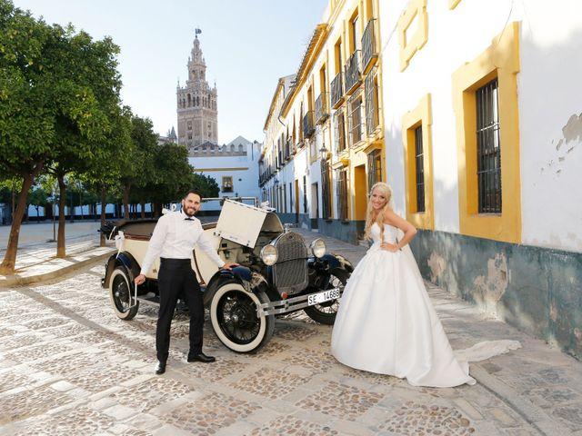 La boda de Pablo y Tatiana en Sevilla, Sevilla 25