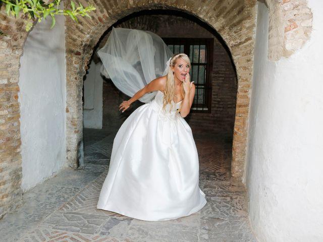 La boda de Pablo y Tatiana en Sevilla, Sevilla 28