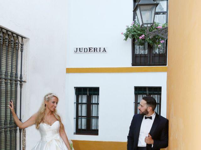 La boda de Pablo y Tatiana en Sevilla, Sevilla 29