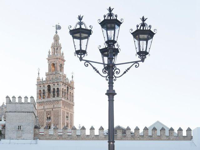 La boda de Pablo y Tatiana en Sevilla, Sevilla 31