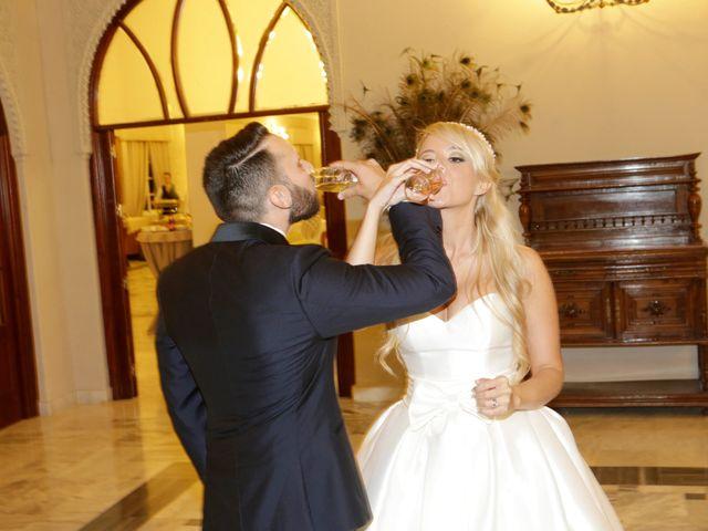 La boda de Pablo y Tatiana en Sevilla, Sevilla 43