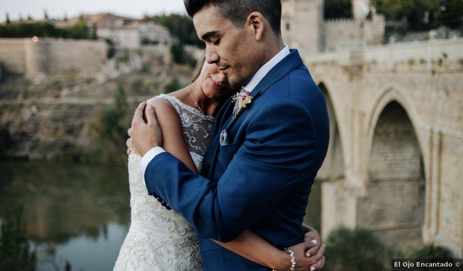 La boda de Carlos y Magda en Toledo, Toledo