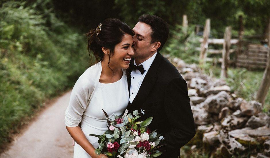 La boda de Hugo y Martha en Cangas De Onis, Asturias