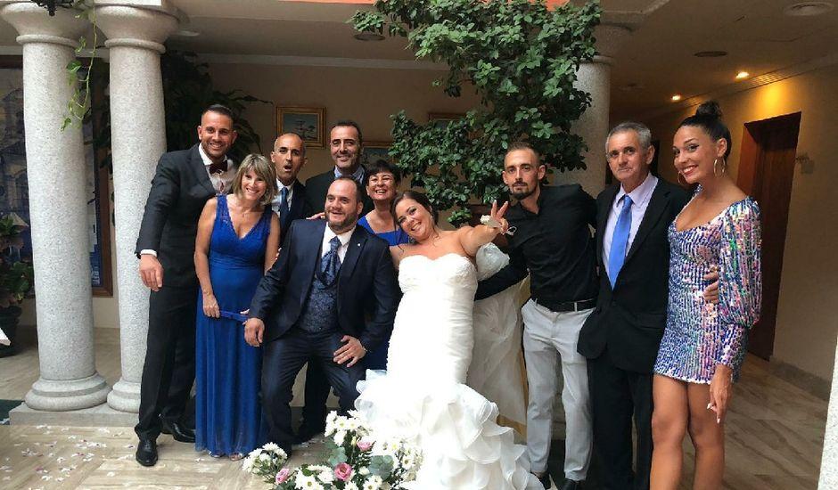 La boda de Adrián y Marina en Antequera, Málaga