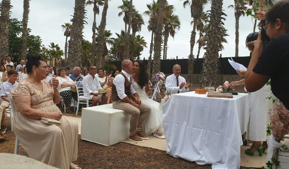 La boda de Chiqui y Fany en Hoya Del Pozo, Las Palmas