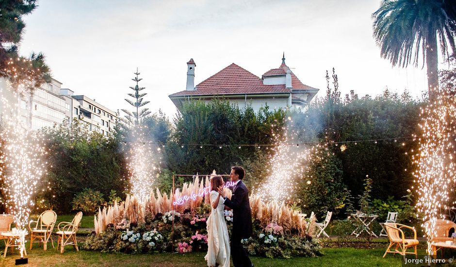La boda de Joan y Alicia en Santander, Cantabria